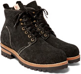 Visvim - Zermatt Suede Boots