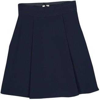Miu Miu Navy Skirt for Women