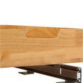Household Essentials GLIDEZ 14.5 Wood Sliding Cabinet Organizer