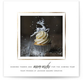 Minted Boxed Wishes Business Holiday Cards