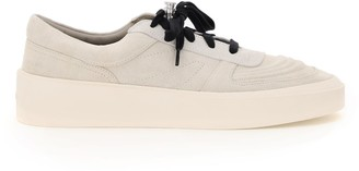 Fear Of God Skate Low Leather Sneakers
