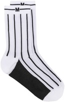 MSGM Striped Socks