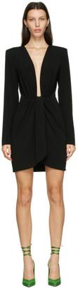 GAUGE81 Black Krasnodar Short Dress