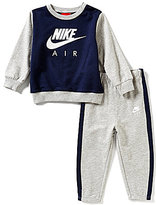 Nike Baby Boys 12-24 Months Baby French Terry Tee and Pants Set
