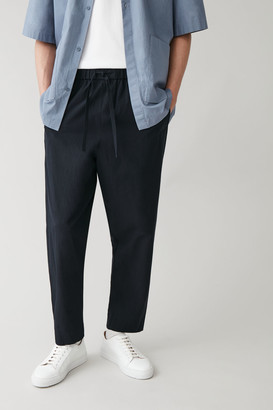 Cos Oversized Lightweight Trousers
