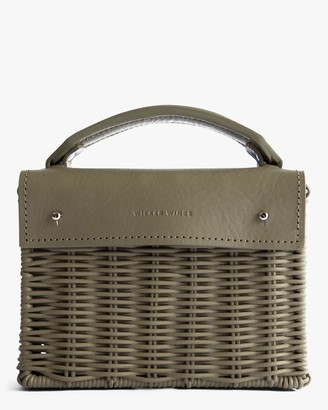 Wicker Wings Mini Kuai Handbag