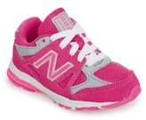 New Balance Girl's 888 Sneaker