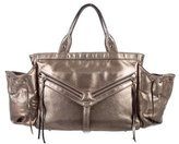 Botkier Metallic Leather Tote