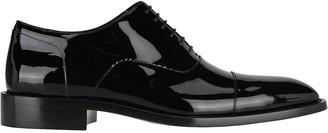 Balenciaga Patent Oxford Shoes