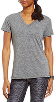 Under Armour Training Threadborne Twist Short Sleeve V-Neck Tee