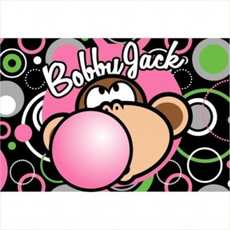 "Fun Rugs Bobby Jack Bobby Jack Bubble Gum 39"" x 58"" Rug"