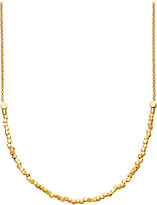 Astley Clarke Biography Nugget Detail 18ct gold necklace