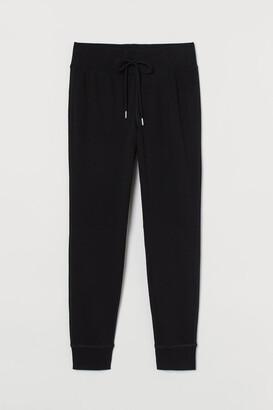 H&M Cotton-blend Joggers