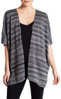 Steve Madden Metallic Sheen Knit Wrap