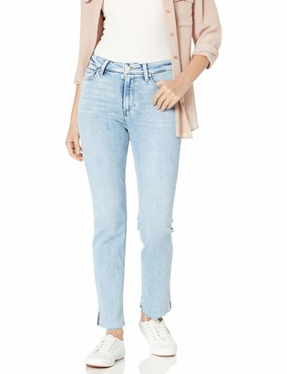 Paige Women's Cindy Relaxed Fit Straight Leg Jean