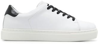 Joshua Sanders Contrast Trim Sneakers