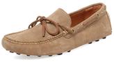 Frye Russel Tie Driving Shoe