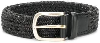 Orciani Braided belt