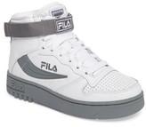 Fila Boy's Fx-100 High Top Sneaker