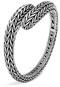 John Hardy Classic Chain Sterling Silver Bangle
