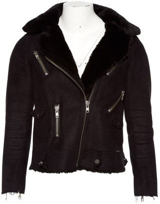 The Kooples Sport Black Jacket for Women
