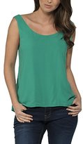 Bench Women's Loose Fit Blouse - Green -