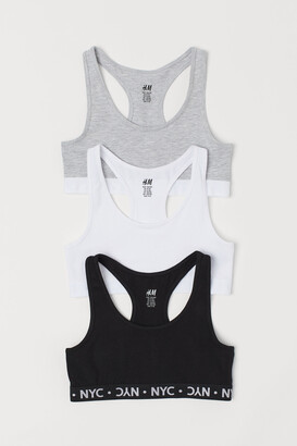 H&M 3-pack Tops