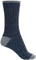 Cabot and Sons Cabot & Sons Ribbed Socks - Crew (For Women)
