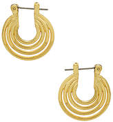 Luv Aj The Multi Hoop Statement Earrings