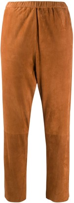 Drome Pull-On Straight-Leg Trousers