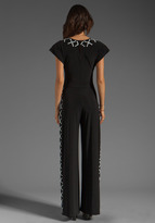 Norma Kamali Modern Vintage Jersey Jumpsuit