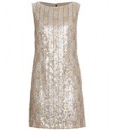 Alice + Olivia LEIGHTON EMBELLISHED DRESS