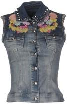Philipp Plein Denim outerwear - Item 42556107