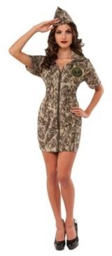 BuySeasons Women's Camo Adult Costume