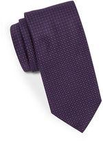 HUGO Narrow Pindot Tie
