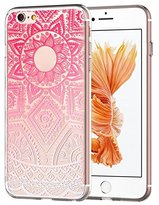 iPhone 6S Plus / iPhone 6 Plus Case, JIAMY New Henna Totem Series Hybrid TPU Soft Back Cover Protective Case for iPhone 6S Plus / iPhone 6 Plus (5.5-inch)
