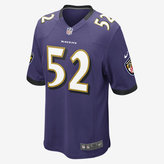 Nike NFL Baltimore Ravens Game Jersey (Ray Lewis) Men's Football Jersey