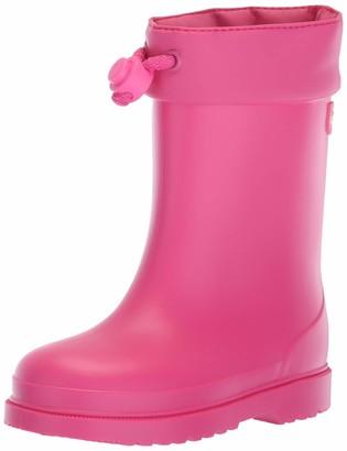 Igor Unisex Kids Chufo Cuello Gumboots pink Size: 22 EU