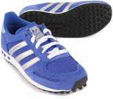 adidas Suede Lace La Trainer Trainers Royal blue
