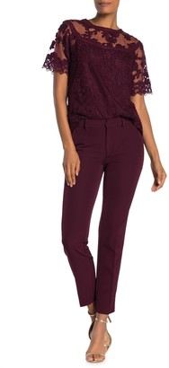 Laundry by Shelli Segal Side Stripe Trousers