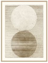 Pottery Barn Evolve Abstract Framed Print