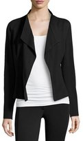 Donna Karan Molded Open Cardigan