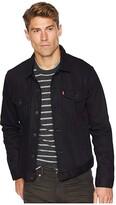 Levi's Mens The Trucker Jacket (Colusa/Stretch) Men's Coat
