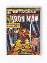 Graham & Brown Marvel Iron Man Printed Canvas