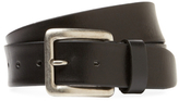 Berge Five Notch Leather Belt