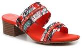 New York Transit Zippity Sandal