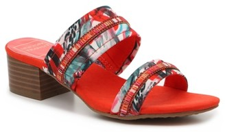 New York Transit Zippity Sandal