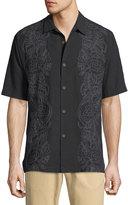Tommy Bahama Verdara Vines Short-Sleeve Sport Shirt