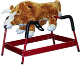 Spring Bull Ride-On Toy