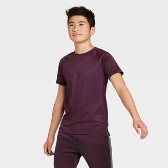 Boys' Short Sleeve Soft Gym T-Shirt - All in MotionTM